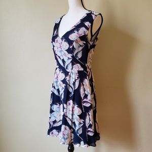 French Connection Tulip Dress Size 4/6
